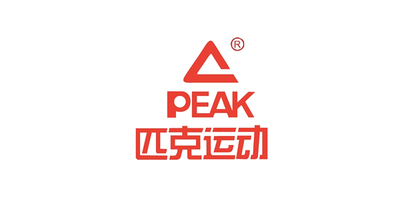 匹克logo矢量图
